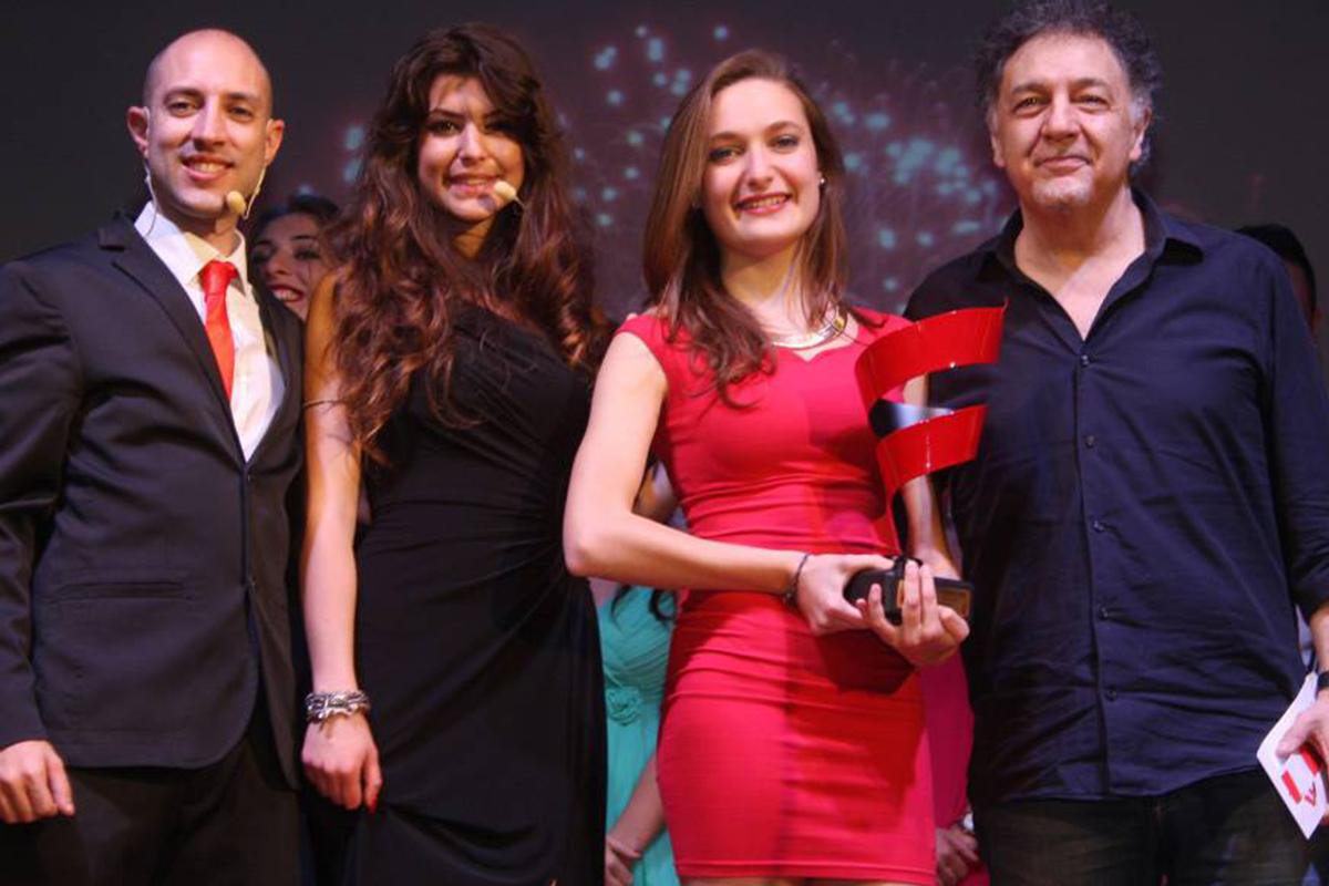 Maria Vittoria Giaccoboni vince la seconda edizione del Fantastico Festival