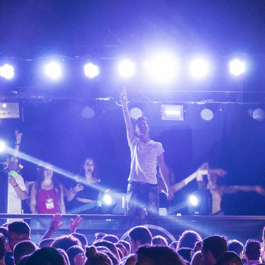 """Valeria Finetti e Daniel Soldano ospiti del """"Pegli Summer Party 2018"""""""