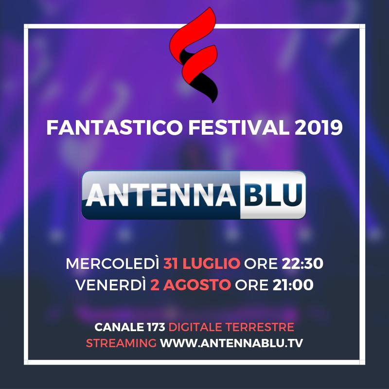 Fantastico Festival su Antennablu TV