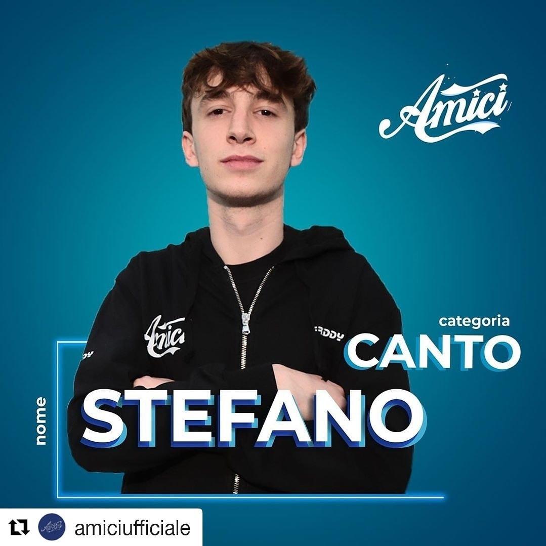 Stefano Farinetti ad Amici 19
