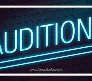 Audizioni 2020 concorso musicale Fantastico Festival 6