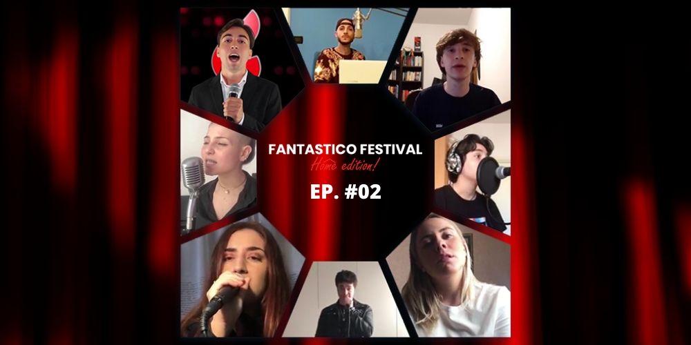 Fantastico Festival Home Edition seconda puntata con Stefano Farinetti Neno