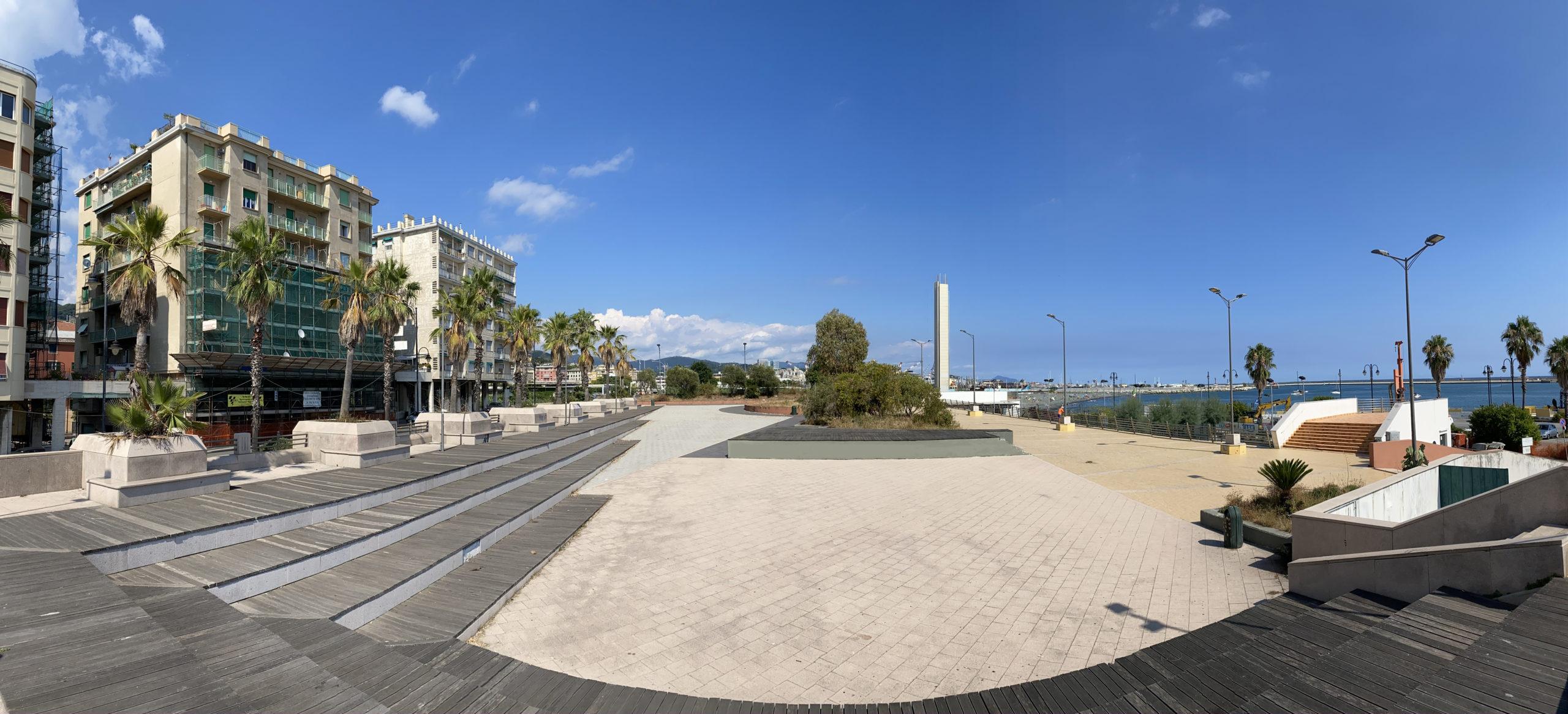Arena degli Artisti di Pegli - Genova