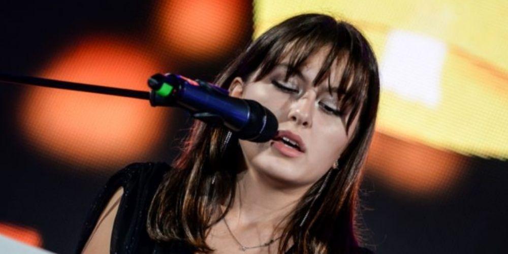 Francesca Fiorito concorso canoro Fantastico Festival
